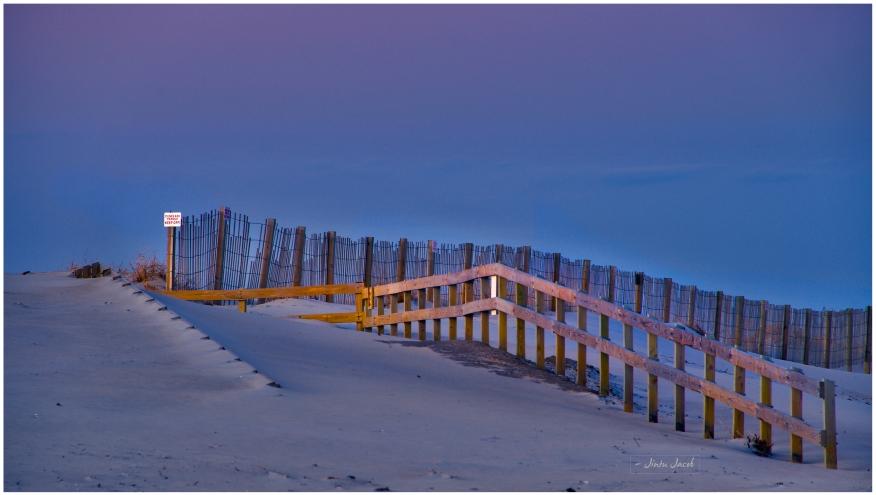 Board walk at Assateague Island | Maryland