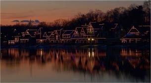 Boat House Row, Philadelphia