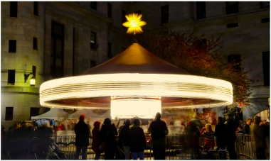 Christmas Carnival   Centre city, Pennsylvania