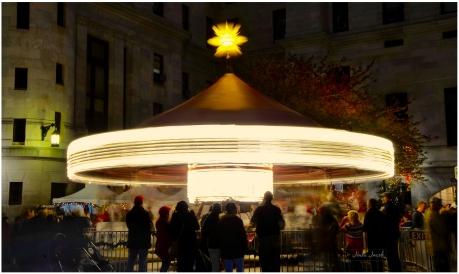 Christmas Carnival | Centre city, Pennsylvania